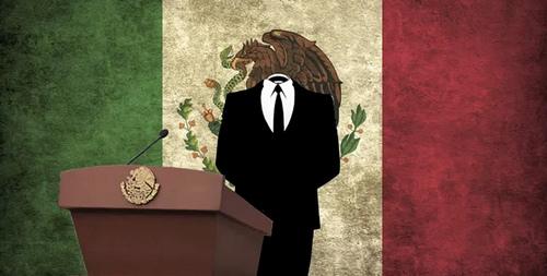 """""""Hay que recordar que Anonymous no es una organización. No tiene jerarquía. Básicamente es un colectivo de personas que se autoidentifican"""""""