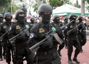 CUSAEM el mini - ejército de Peña Nieto