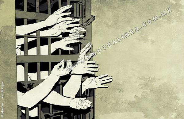 Hace poco más de dos años Roberto y Eduardo Rocha Ferretiz fueron sacados de manera ilegal de su casa –según numerosos testigos– por militares que luego de torturarlos los presentaron como detenidos en un retén carretero y en posesión de un arma, cartuchos y una granada. Pese a que los testimonios y las pruebas periciales demuestran que los cargos contra ellos son falsos, fabricados, la justicia sigue sin mostrar la cara… uno de los hermanos continúa preso en el penal de Ciudad Victoria.