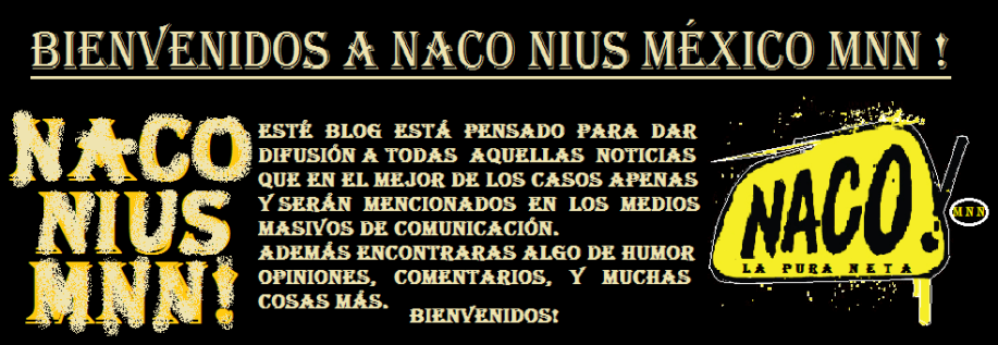 NACO NIUS MEXICO MNN BANNER